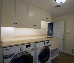 Home Office /Laundry Room