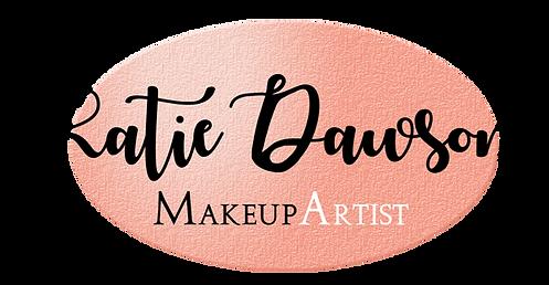 Katie Dawson Makeup Artist Logo