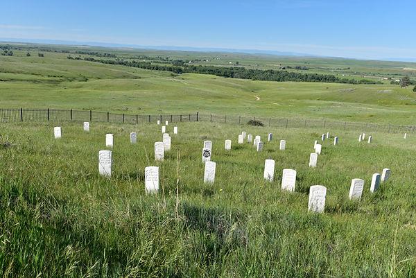 Custer Massacre Hill