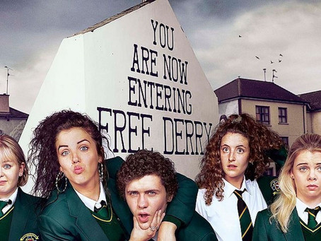 Derry Girls - Substance under silliness
