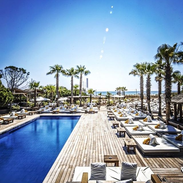 Nikki Beach Saint Tropez is open on winter!