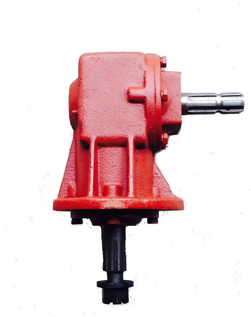 """Universal Fit 40 HP Gearbox with 1-3/8"""" x 6 Spline Input and 12 Spline Output"""