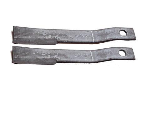 International (WAC) 5' Cut Rotary Cutter Blade Set, Code IM5, Set of 2