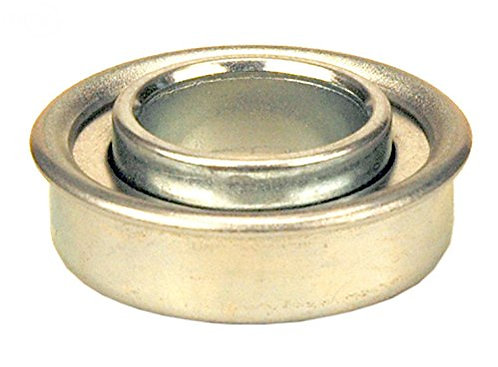 """Rotary Corp Set of (12) Flanged Ball Bearings 3/4"""" ID x 1-3/8"""" OD Replaces Snapp"""