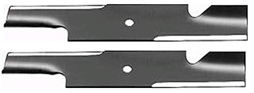 "2 Pack Lift Blades for 32"" Scag Code 481710 16.5"" x 3"" x 5/8""X 0.204"" by Rotary"