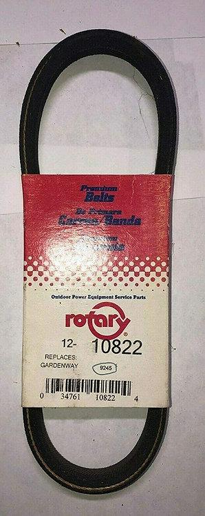 Replacement Troy Bilt Horse Roto Tiller V-Belt, Code 9245 Fits 4 Speed Models