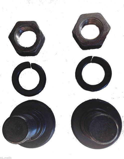 """Replacement Howse (Hico) Blade Bolt Kit Code HL418 3-1/2"""" Overall Length"""