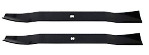 Set of Two (2) Heavy Duty Cub Cadet/MTD/Troy Bilt Replacement Blades, Code 942-0