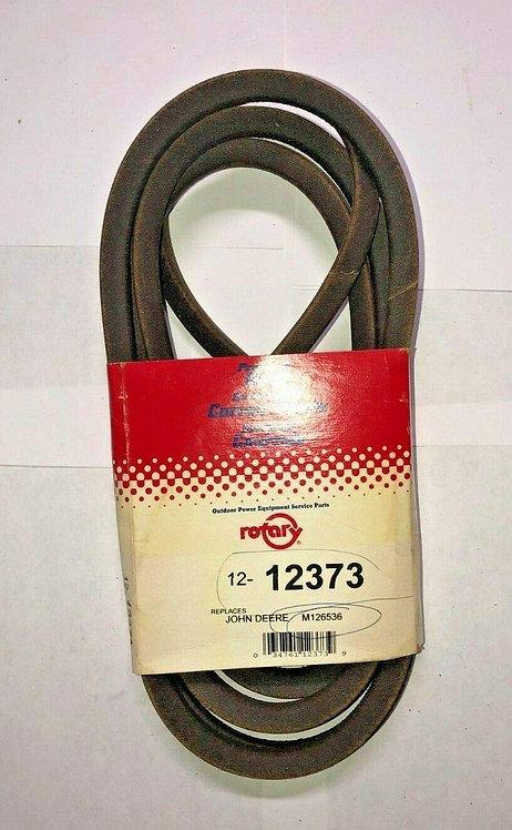 M126536 Aramid Fiber Deck Belt for John Deere Fits LT133, LT150, LT155, LT166