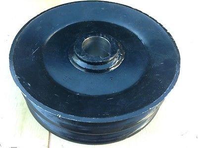 Caroni / Maschio Finish Mower Double Belt Spindle Pulley 59010500