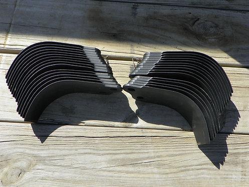 Baltic Tiller Tines, Models 70-180 Fifteen (15) Each Codes 04500059 & 004500060