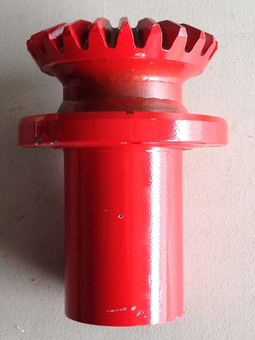 Vertical Gear for First Choice / Galfre GS Tedder 22 Tooth, with flange 0064GS