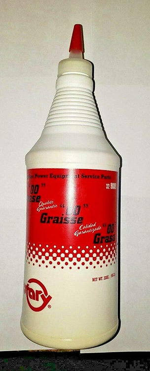 """One Quart Rotary Corp""""00"""" Grade Pourable Grease for Gearboxes and Tiller Drives"""