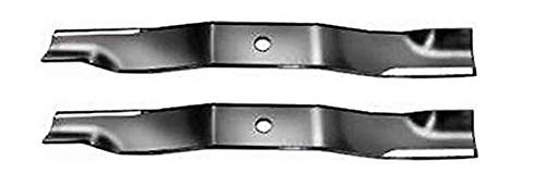 """Set of 2 Gravely Code 8781800 Blades 20-1/2"""" x 5/8"""" Center Hole by Rotary Corp"""