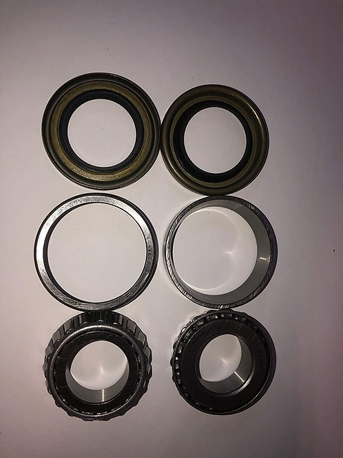"1"" Bearing, Cup and Seal Kit for 191200 HD Rotary Cutter Cast Tail Wheel Hub"