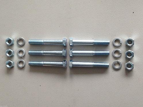 44357 Shear Bolt Kit Set of 6