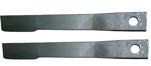 International (WAC) Rotary Cutter Blades for 6' Cut, code IM6, set of 2