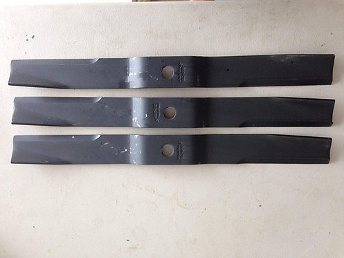 "Curtis FM150 60"" Finish Mower Blades, Set of 3 Code 636002"