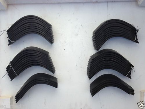 48 Tines for Land Pride RTA2562-6 codes 820-057C / 820-058C 24 each