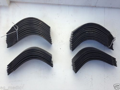 32 Tines for Land Pride RTA2064-4 & RTR2064-4, codes 820-057C / 820-058C 16 each