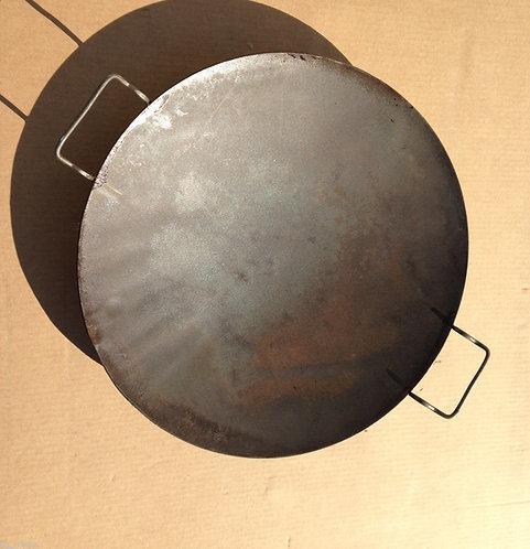 "22"" Cooking Disc Blade Discada High Heat Cooking Skillet, Disc BBQ, Cowboy Wok"