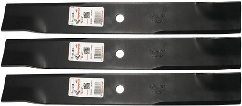 Rotary Pack of 3 11856 Replacement Blades