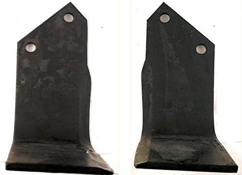 """15 Each Right and Left Hand""""L"""" Shaped Tines for a John Deere Model 550 Tiller"""