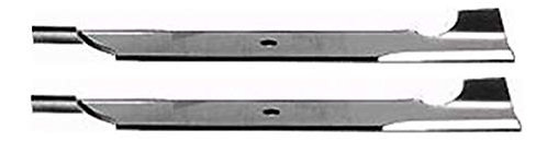 2 Pack Heavy Duty High Lift Air Foil Blade for Snapper/Kees Code 7075751