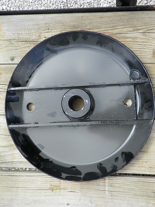 Replacement aftermarket stump jumper for King Kutter rotary cutters with extra r