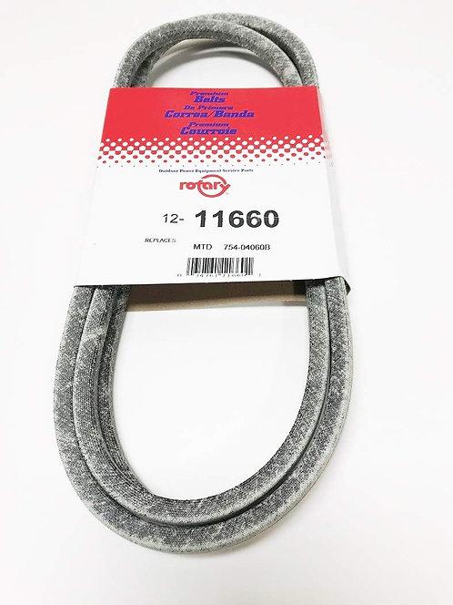 Deck Drive Belt For Mtd Repl 954-04060B