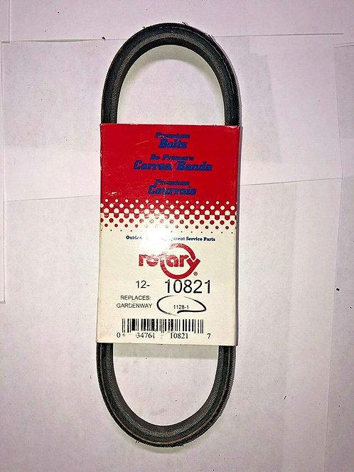 Replacement Troy Bilt Horse Roto Tiller V-Belt, Code 1128-1 Fits 1001-314150