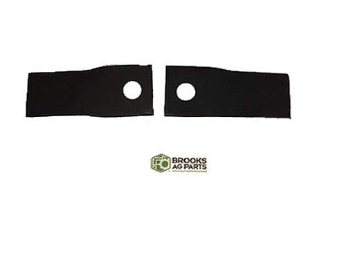 Disc Mower Blade, 1 Each (50.8 mm) X (120 mm) X (18.5 mm) for Fella Replaces Cod