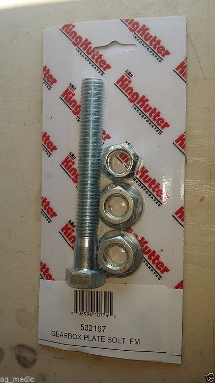 502197 King Kutter Idler Pulley Mounting Bolt