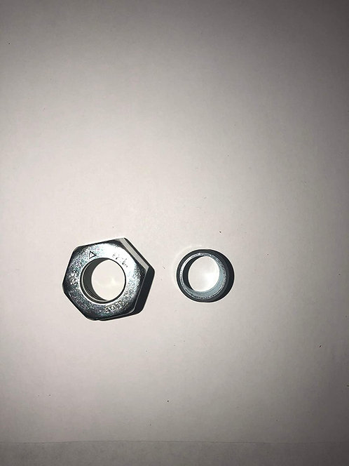 Hydraulic Top Link Compression Nut and Compression Ring Type 12L