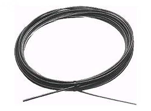 Replacement Throttle/Choke Cable Conduit, 10' Length for 0.188 Wire