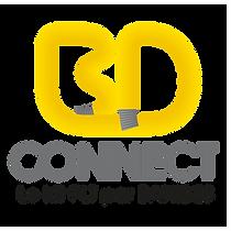 Logo BD CONNECT - Carre - fond transpare