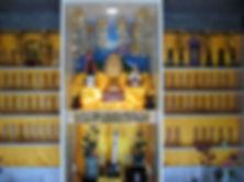 春光の丘霊園 永代合祀供養墓内部