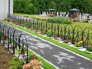 春光の丘霊園 花の墓苑