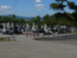 春光の丘霊園 全景