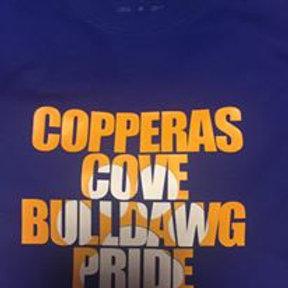Copperas Cove Bulldawgs