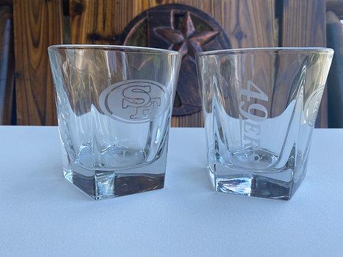 49er Liquor Cups