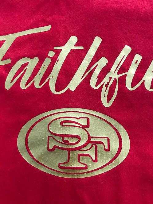 49ers FaithFull Tees