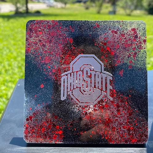 Ohio State Coasters