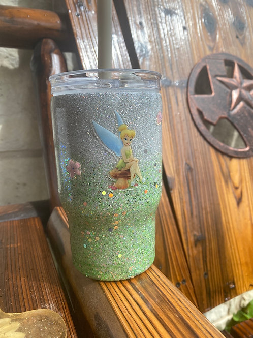 Tinker Bell Inspired Kids Cup