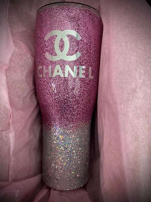 Chanel Inspired Tumbler