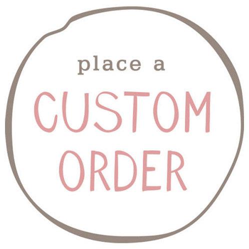 Custom Teeshirt Request