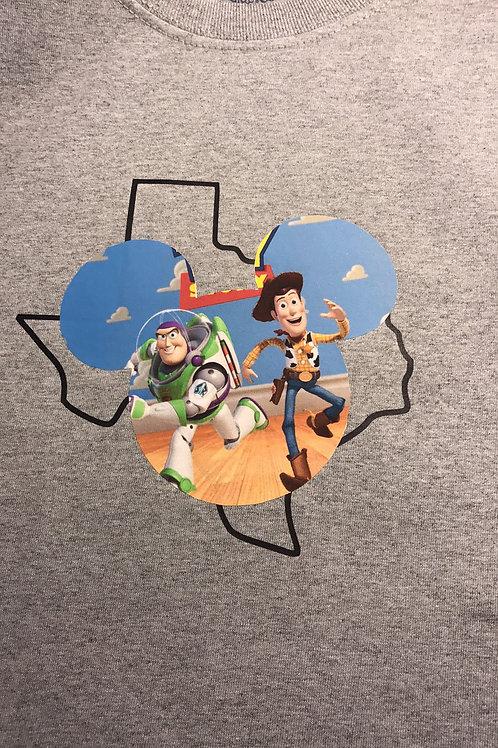 Disney State Shirts