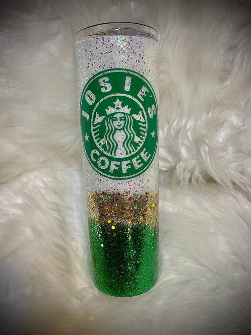 Starbucks Inspired Tumbler