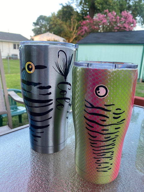 Fish Lure Cups