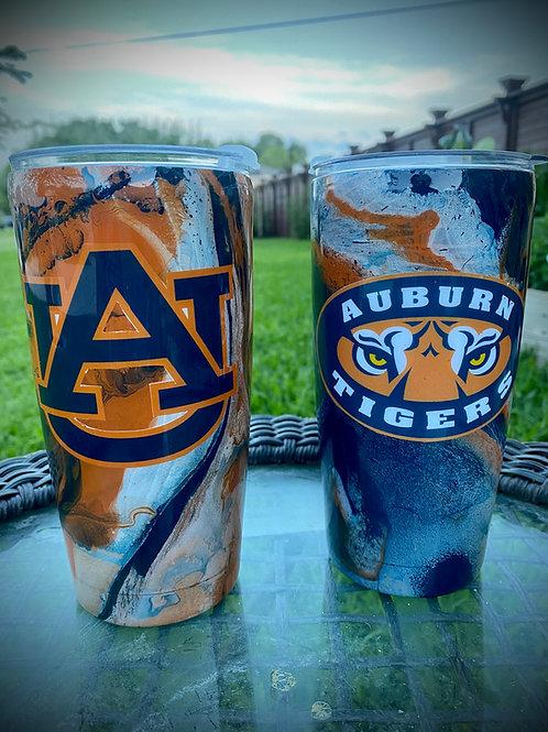 Auburn Inspired Tumblers
